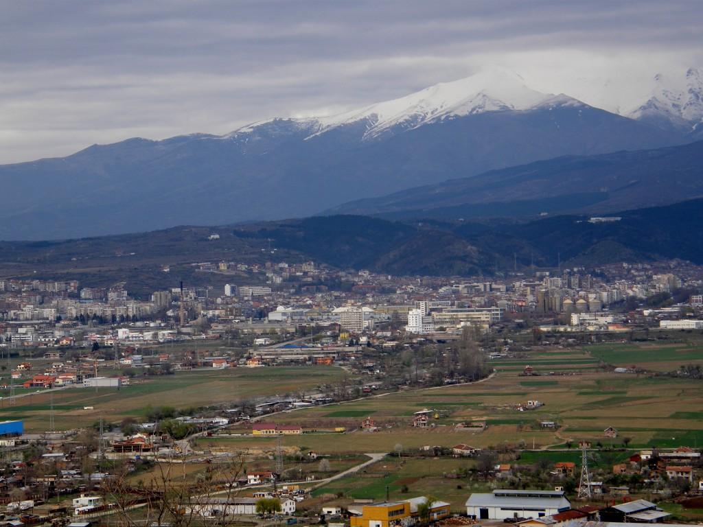 Blagoevgrad Panorama